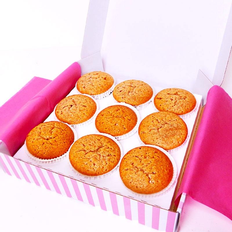 Apfel-Zimt-Muffins-eingepackt