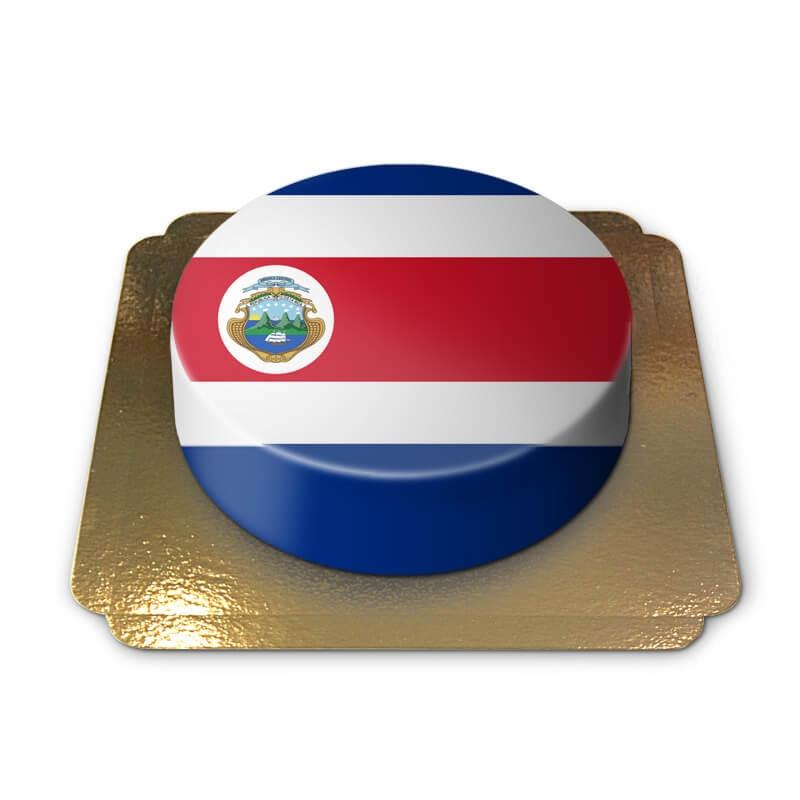 Costa-Rica-tårta