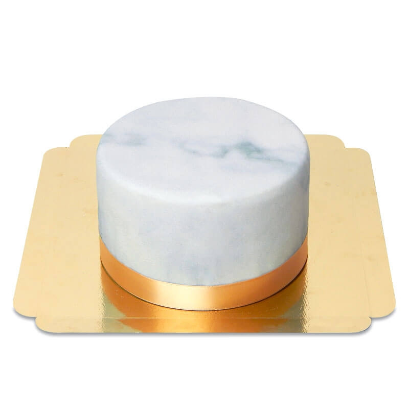Deluxe-Marmormuster-Torte