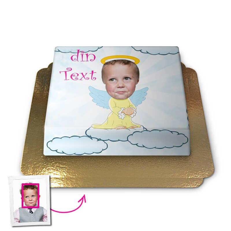 Ängel Face-Cake