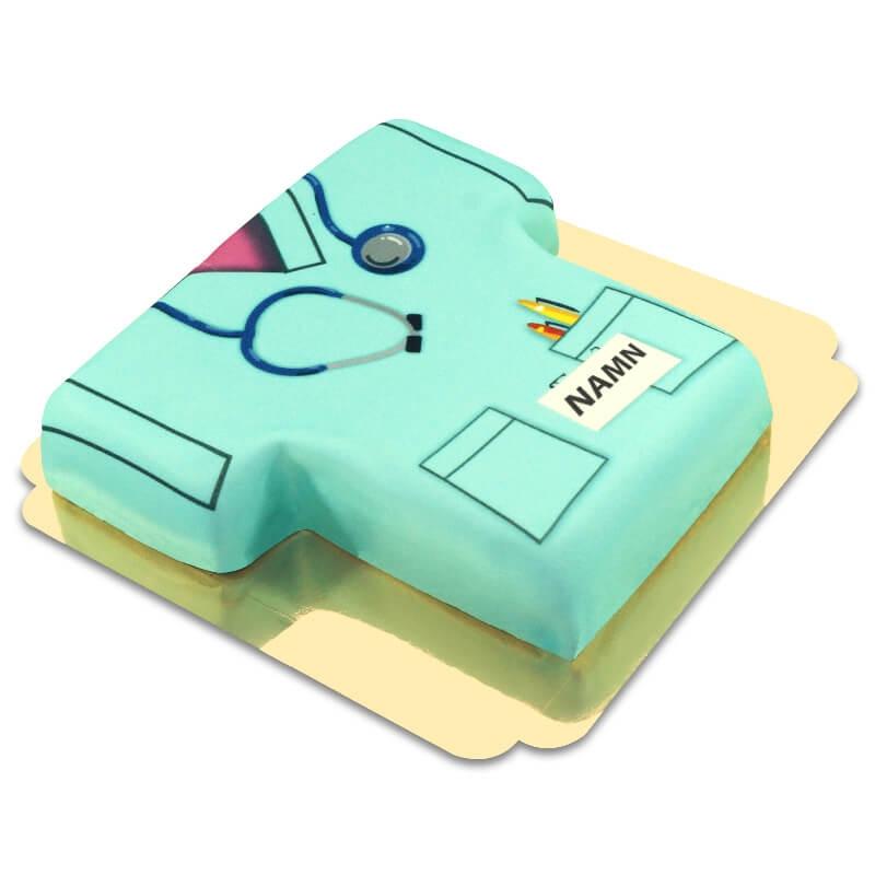 Tårta Sjuksköterska