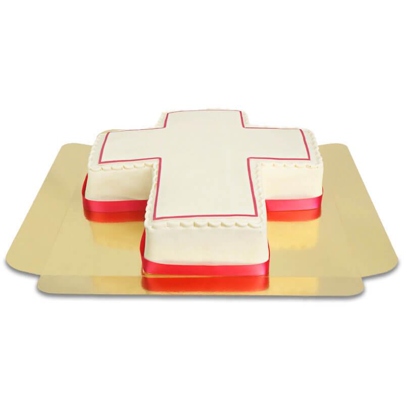 Korstårta, olika färger