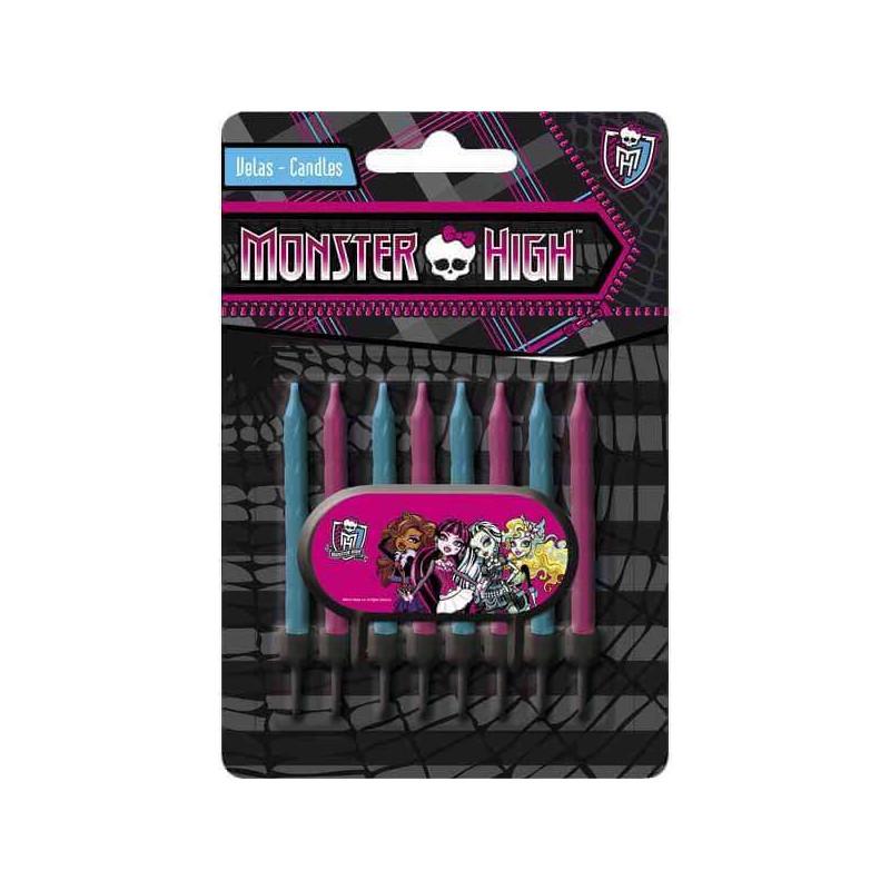 Świeczki - Monster High