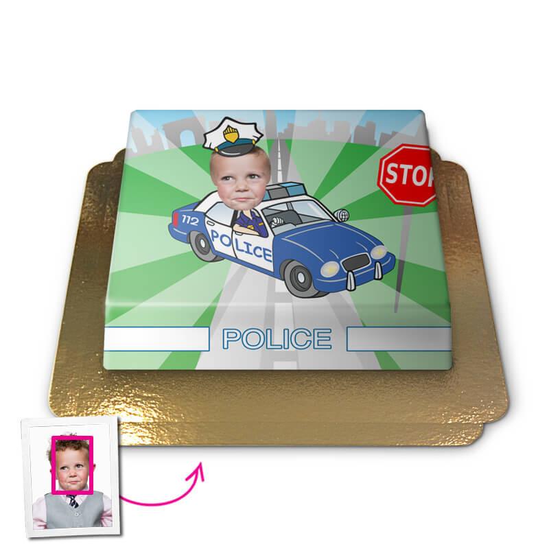 Polis, Face-Cake