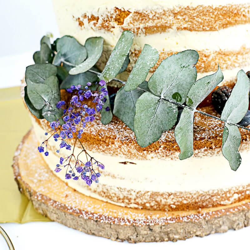 Eukalyptus & lila brudslöja