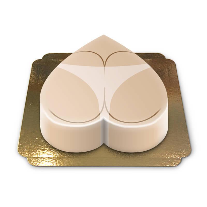 Tort opalona pupa