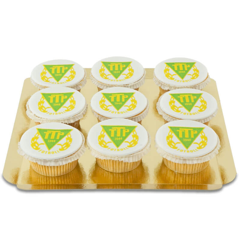TTP-Cupcakes, 9 styck
