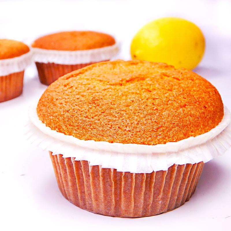 Zitronen-Muffins