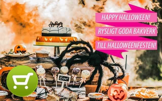Tårtor till Halloween